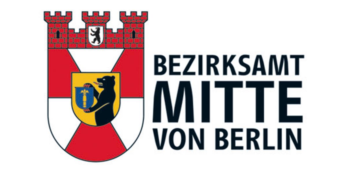 freie Plakatierung für das Bezirksamt Mitte von Berlin