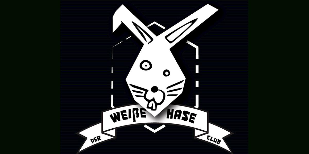 Plakataktionen für Der Weisse Hase Club