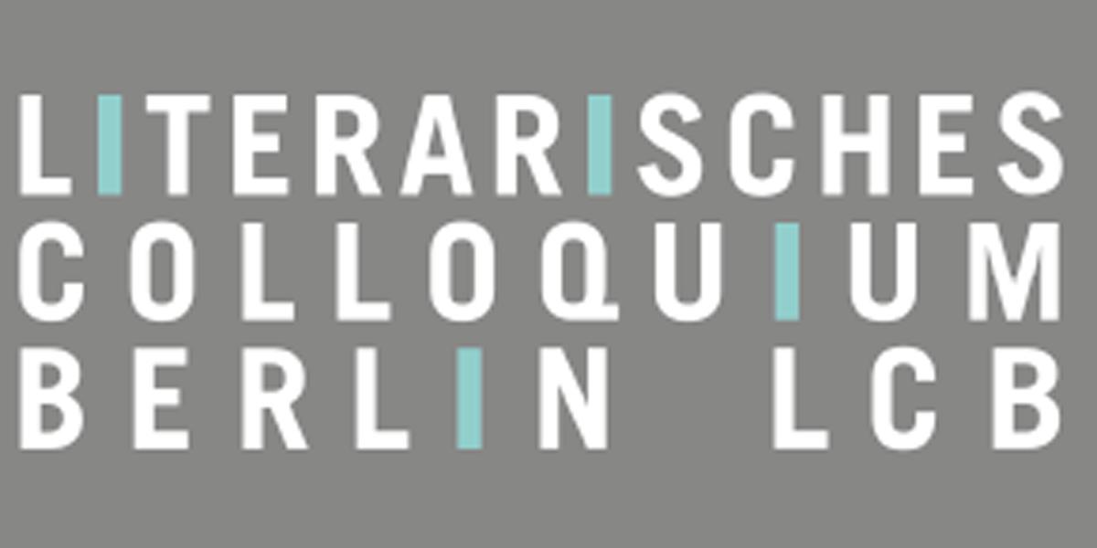 Partner für die Plakatierung des Literarischen Colloquiums Berlin