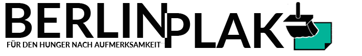 Berlin Plak Logo