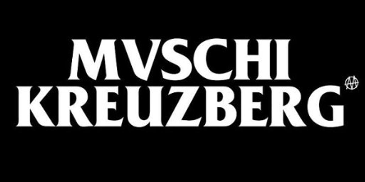 freie Plakatierung für Muschi Kreuzberg