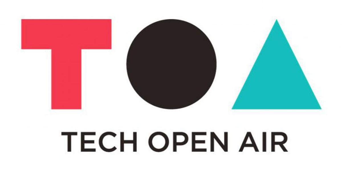 freie Plakatierung für das Tech Open Air Berlin
