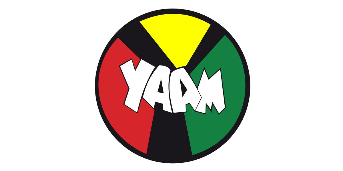 Plakataktionen für Yaam
